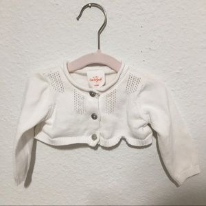 Other - 🔴 Newborn White Jacket.